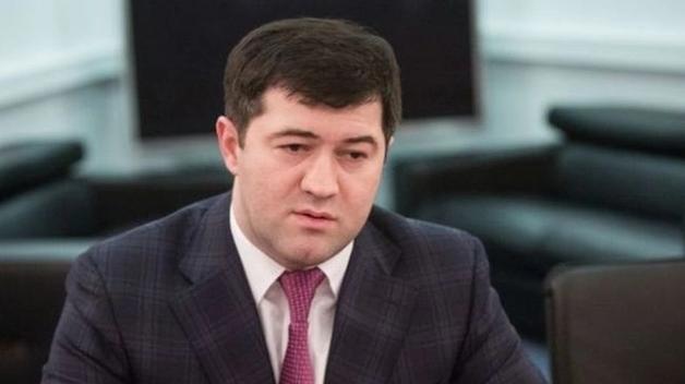 Насиров задекларировал доход в 6 гривен