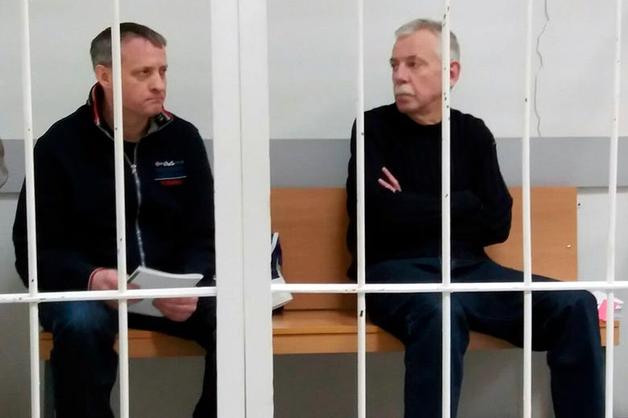 Экс-глава Карелии приговорен к 8 годам строгого режима