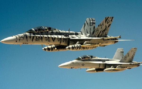 Турецкие самолеты атаковали асадовские силы