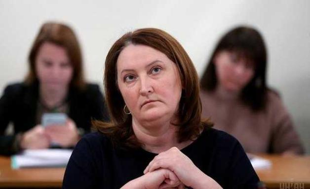 Наталья Корчак заработала за февраль 130 тысяч грн
