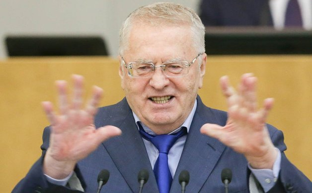 Любил рукоблудить: в сети показали редкое интервью с Жириновским