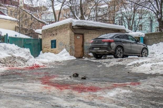 """Бизнесмен с """"отчаянным"""" прошлым: подробности громкого убийства в центре Киева"""