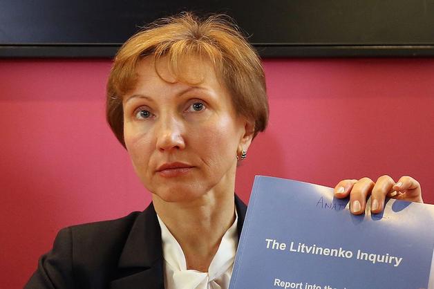 Вдова Литвиненко назвала Великобританию небезопасным убежищем для россиян