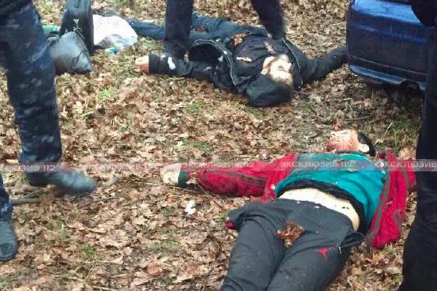 Полицейский расстрелял двух человек в Дагестане