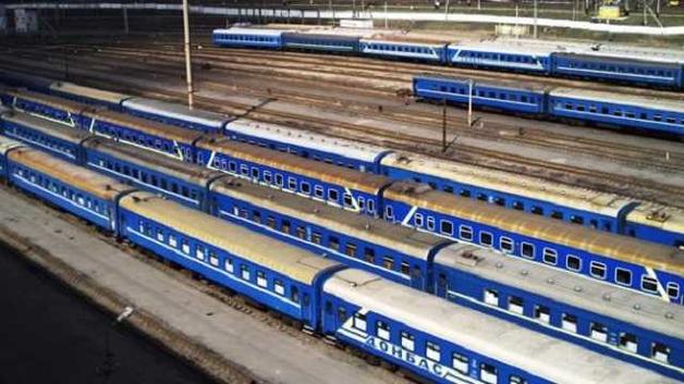 «Укрзализныця» потратила 880 тысяч гривен на игрушечные поезда