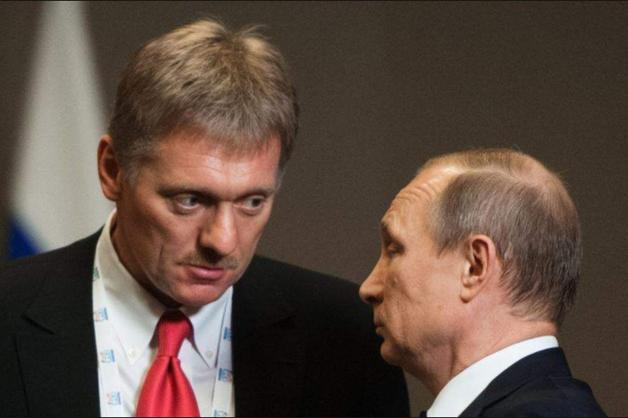 Путин заявил, что Песков «иногда несет пургу»