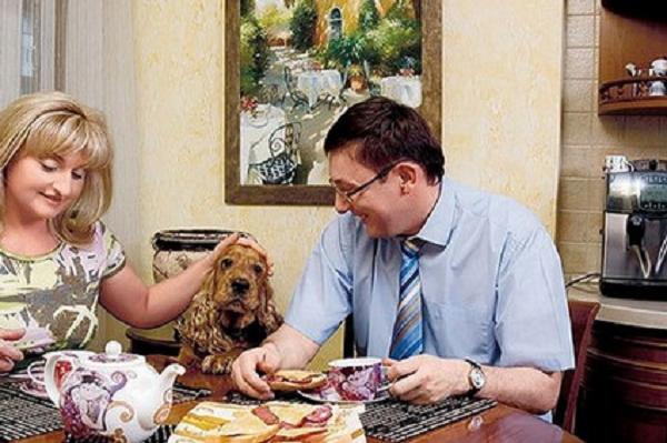 Тайные активы семьи генпрокурора Луценко или чего не видит НАБУ