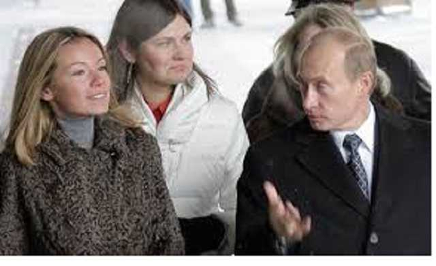 """""""Очень доволен"""": Путин приоткрыл тайну о своих дочерях"""