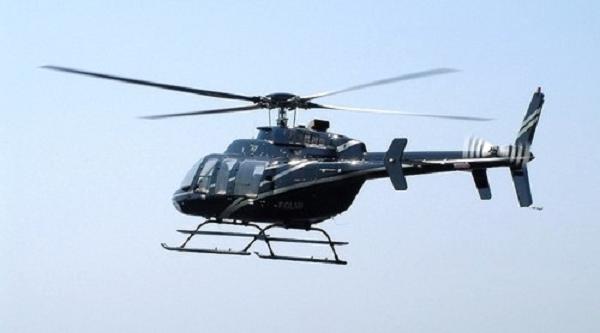 В Нью-Йорке вертолет упал в пролив