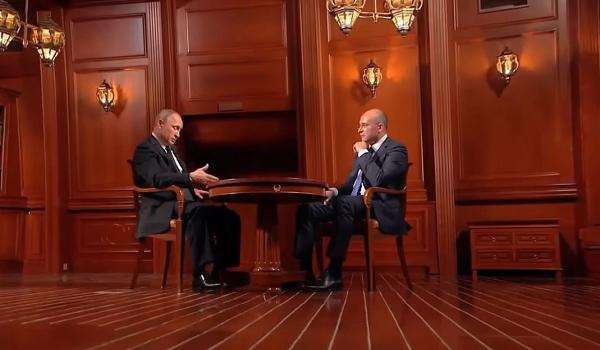 Путин рассказал, как приказал сбить самолет с сотней пассажиров на борту