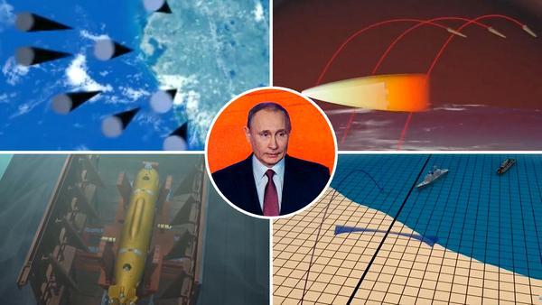 Сеанс охотничьей магии (анализ ядерных страшилок Путина)
