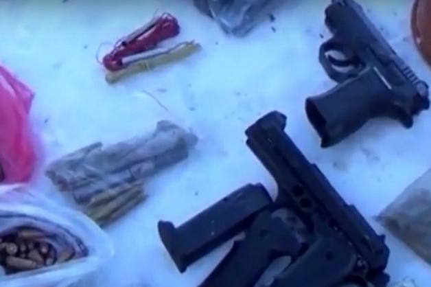 ФСБ ликвидировала сеть подпольных мастерских по производству оружия в четырех регионах