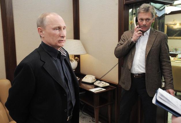 Песков ответил на слова Путина о том, что он «иногда несёт пургу»