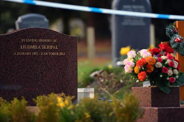 Цветы стали одной из главных улик в деле об отравлении Скрипаля