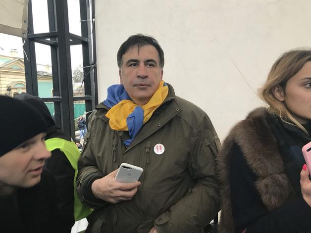 ГПУ приостановила расследование против Саакашвили по делу о «деньгах Курченко»