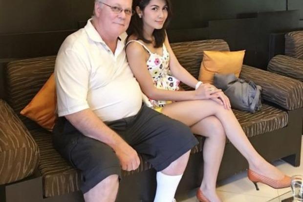 Порнозвезда покинула 72-летнего миллионера из-за его слабости в сексе
