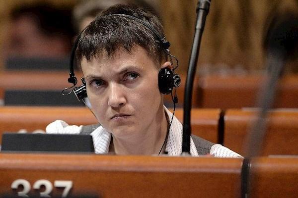 """""""Побег"""" Савченко: нардеп выдвинула СБУ свои условия"""