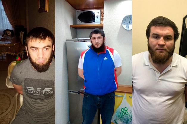 В Москве и Дагестане задержаны члены кавказской банды вымогателей