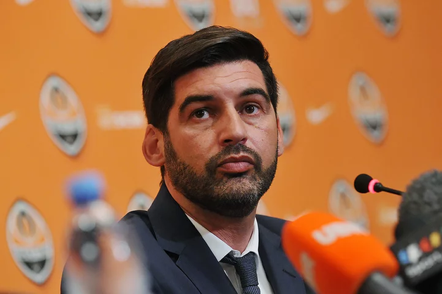Шахтар-Рома: Фонсека заінтригував реакцією на питання про своє майбутнє в клубі