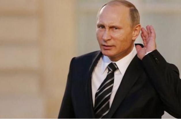"""Путин в Крыму: """"царь"""" пришепетывает, дело катится к """"сиськам-масиськам"""""""
