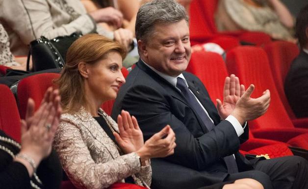 В распоряжении жены Порошенко оказалось более 207 миллионов грн госсредств