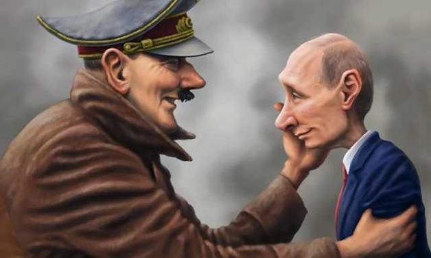 Путин превзошел Гитлера