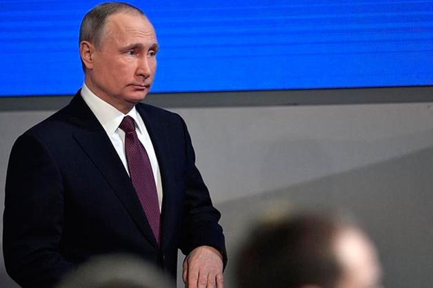 После обработки 99,75% бюллетеней Путин набрал 76,67% голосов