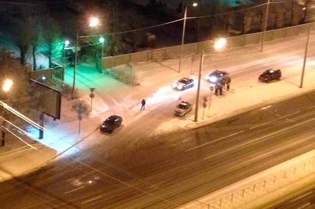 В Санкт-Петербурге водитель «Хаммера» устроил перестрелку с полицией