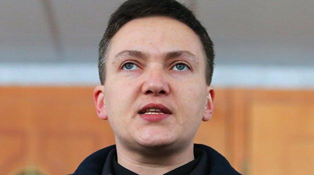 """""""Ба-бах, всрал*сь?"""" Савченко снялась в провокационном видео"""