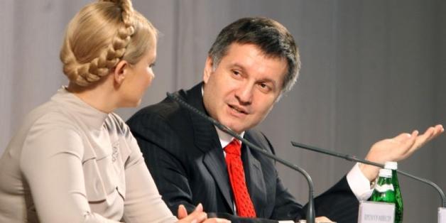 """Аваков и Яценюк устроили тайные переговоры с Тимошенко: """"спецслужбы"""" Порошенко уже в курсе"""