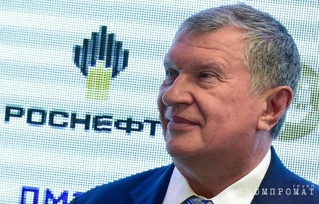 «Роснефть» и Сечин шантажируют главу государства?