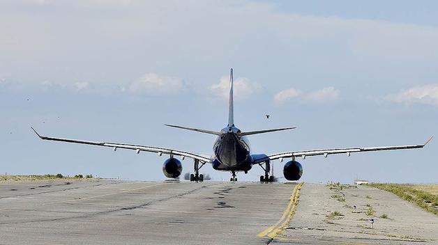 Роман Троценко поглотил аэропорт Ставрополя