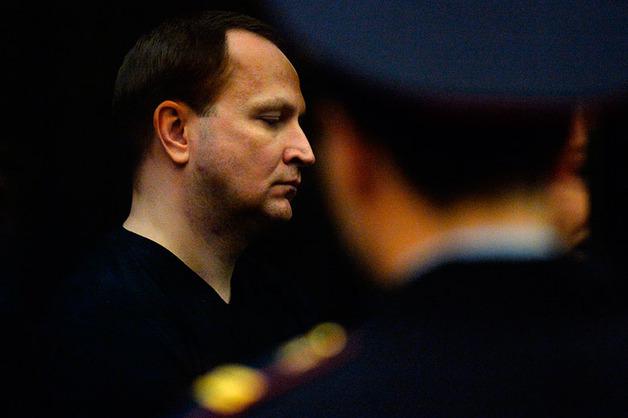 Экс-главу ГУЭБиПК Дениса Сугробова этапировали в колонию
