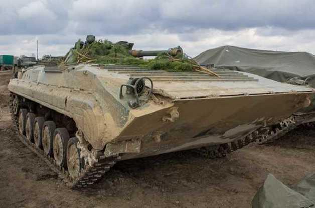 Украина закупает в Польше устаревшие БМП