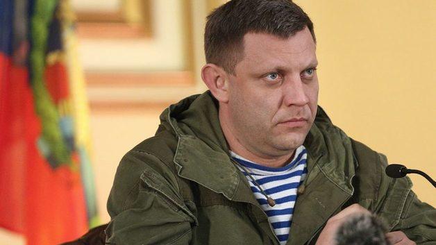 В корзине штык-нож: фото террориста Захарченко в церкви вызвало шквал негодования
