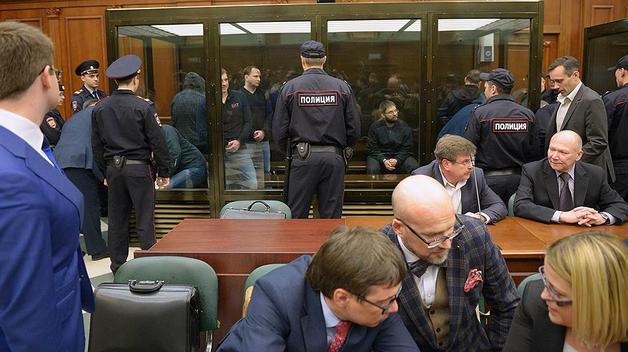 Попытка навести порядок в VIP-ложе обернулась для Олега Гирина скамьей подсудимых