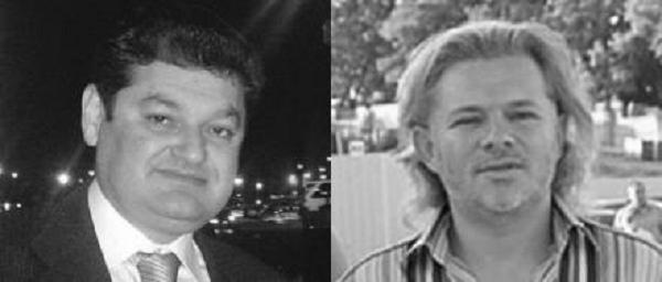 Вадим Ермолаев и Станислав Виленский берут «на понт» Центробанк Эстонии
