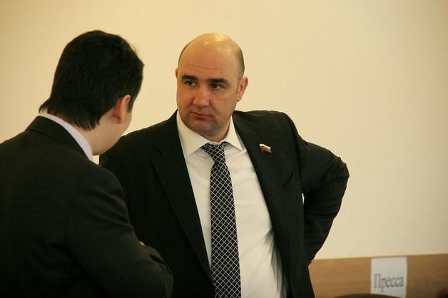 Депутат Колодяжный – великий строитель