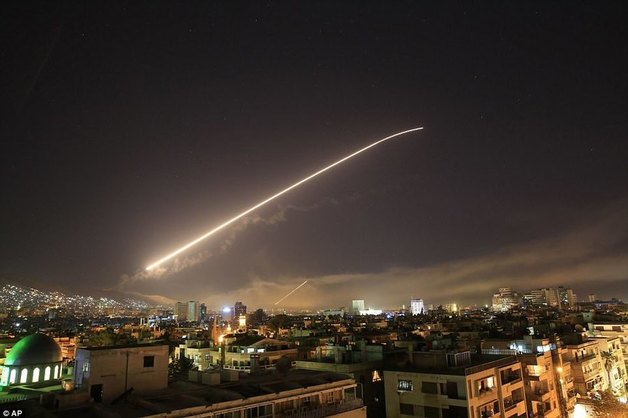 США начали бомбить Сирию: первая реакция России