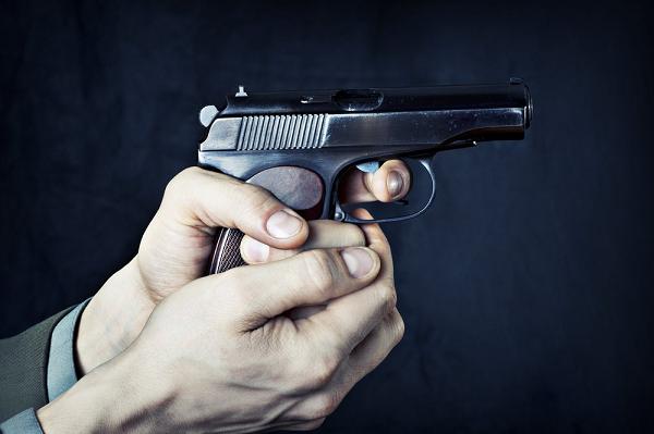 На Винничине полицейский на глазах у школьников подстрелил коллегу