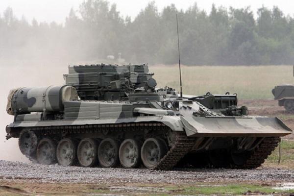 «Уралвагонзавод» выводит танки на аэродромы
