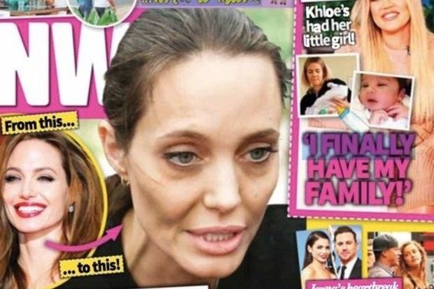"""Брэд Питт хочет упечь нервную Джоли в """"психушку"""""""