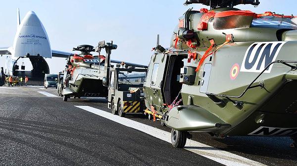 """Группа """"Волга-Днепр"""" отказалась продлевать контракт на перевозку военных грузов НАТО"""