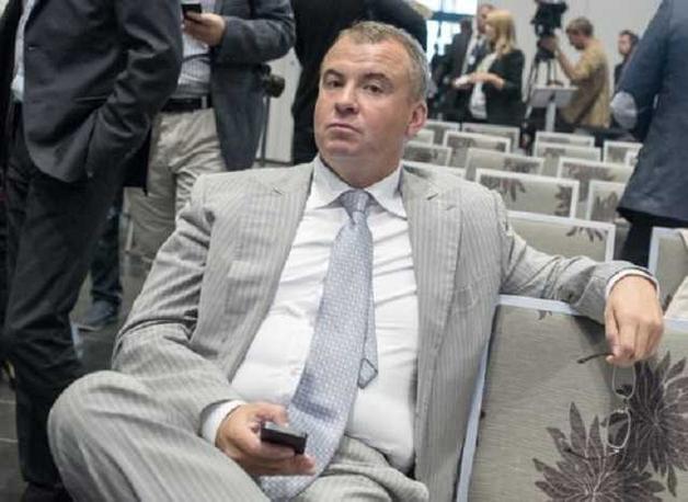 Свинарчук-Гладковский затевает свадьбу в Италии