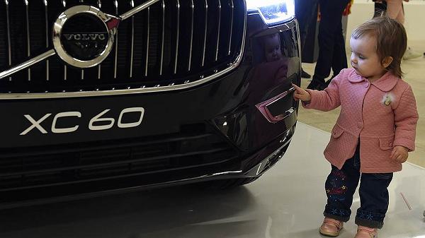 Роскомнадзор запретил диагностику машин Volvo