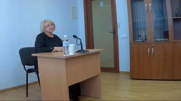 Судья Львовского апелляционного хозяйственного суда Вера Грыцив