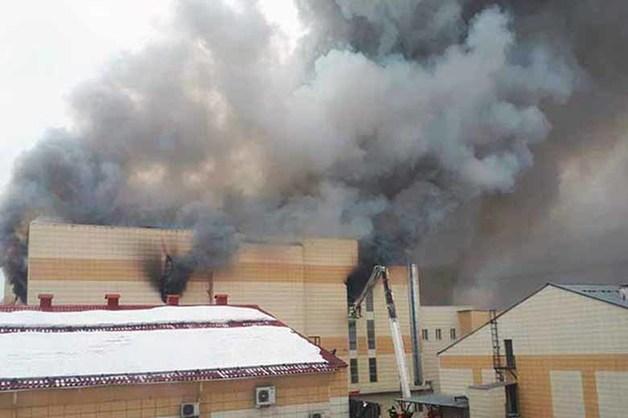 Мальчика, выпрыгнувшего с 4-го этажа при пожаре в «Зимней вишне», выписали из больницы