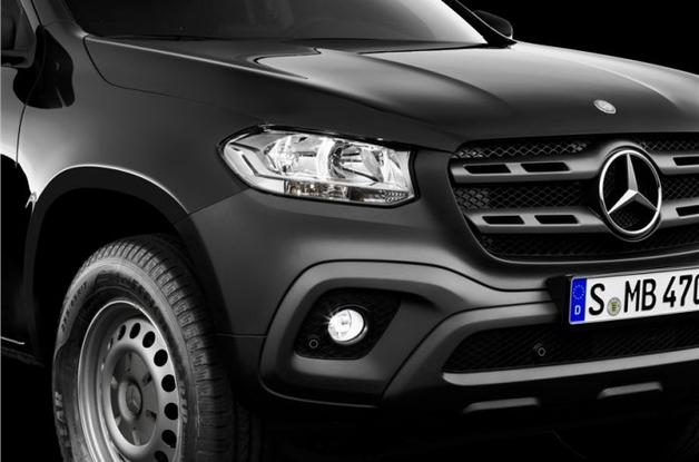 Mercedes представит в Украине новую модель