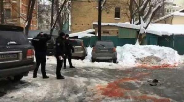 Бизнесмен, дерзко убитый в центре Киева, стал жертвой случайного конфликта с уголовником