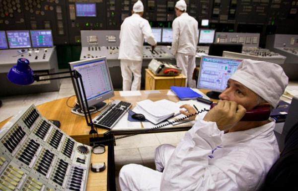 На атомной электростанции произошло ЧП
